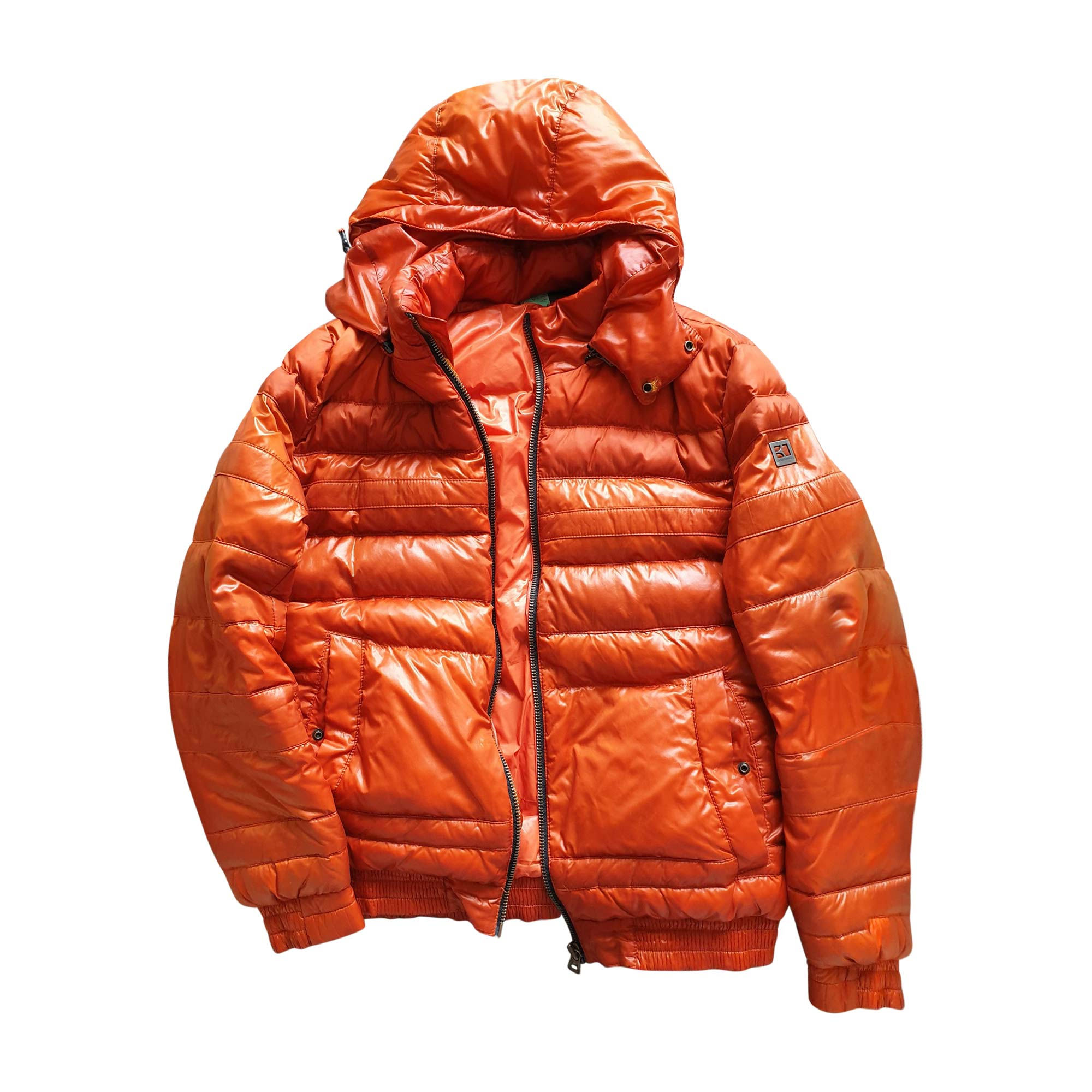 Doudoune HUGO BOSS Orange