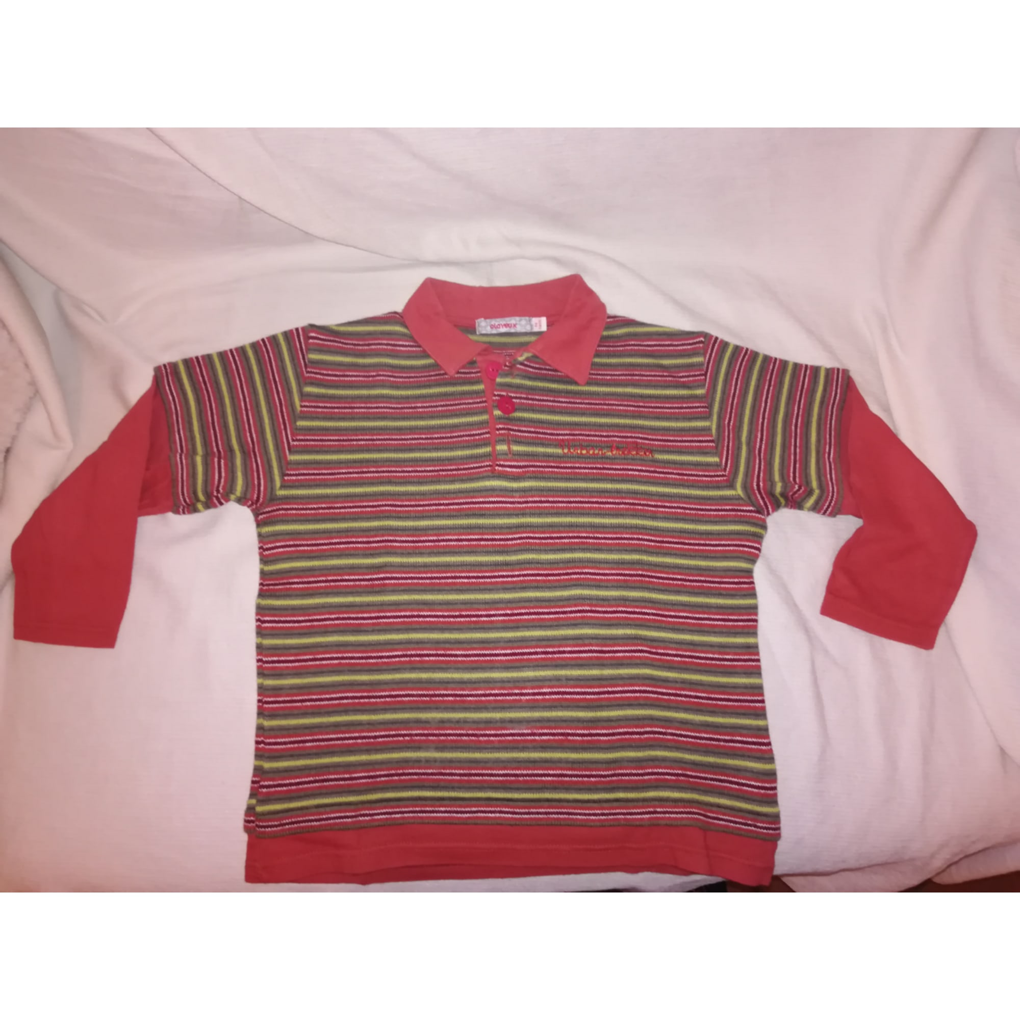 Tee-shirt CLAYEUX Multicouleur