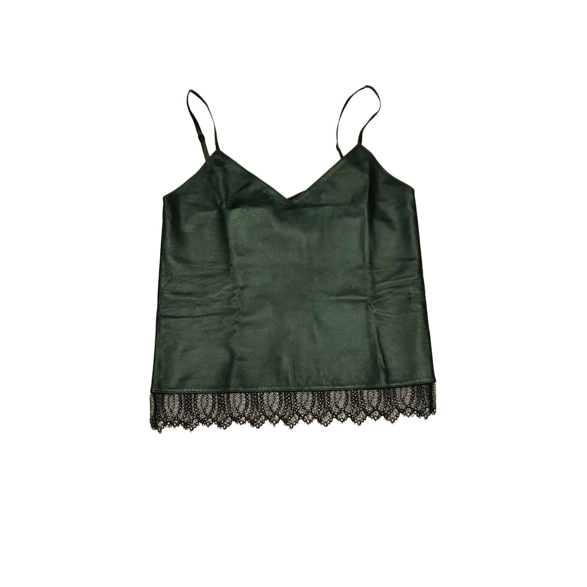 Top, tee-shirt THE KOOPLES Vert