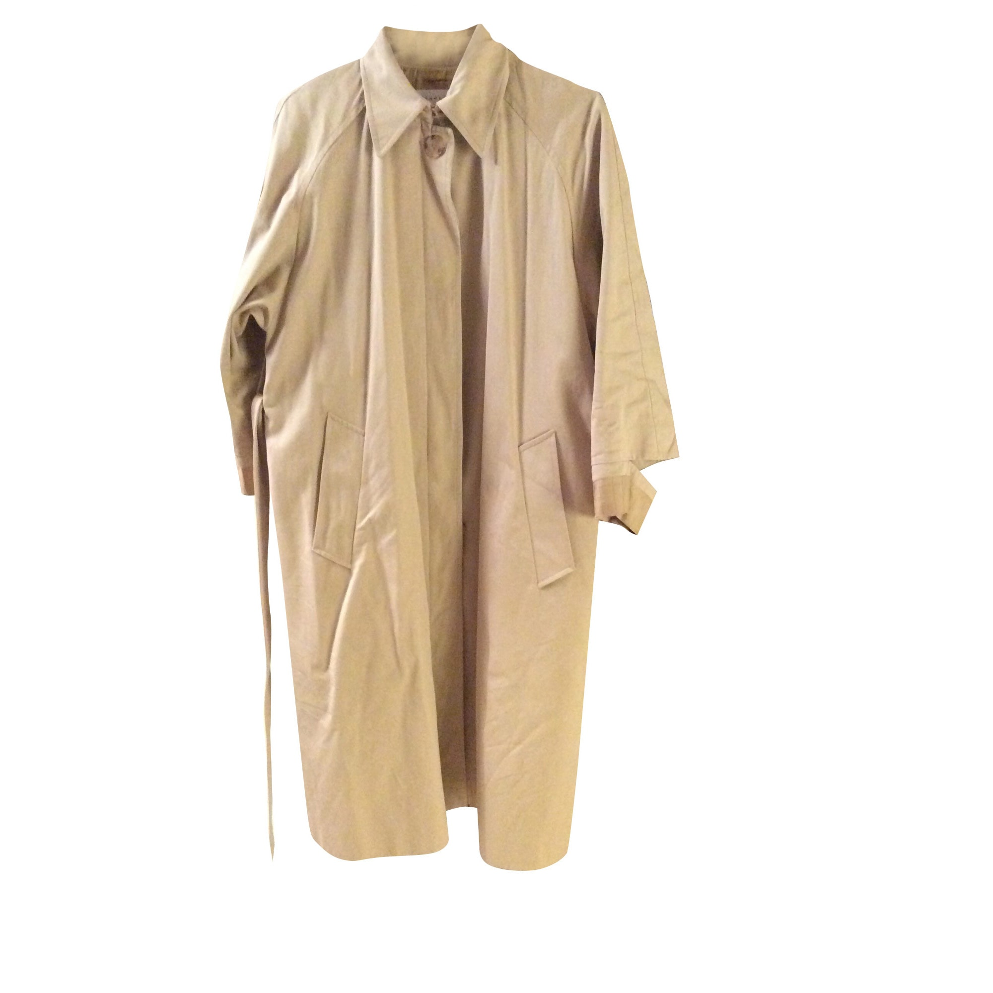 Imperméable, trench SANDRO Beige, camel