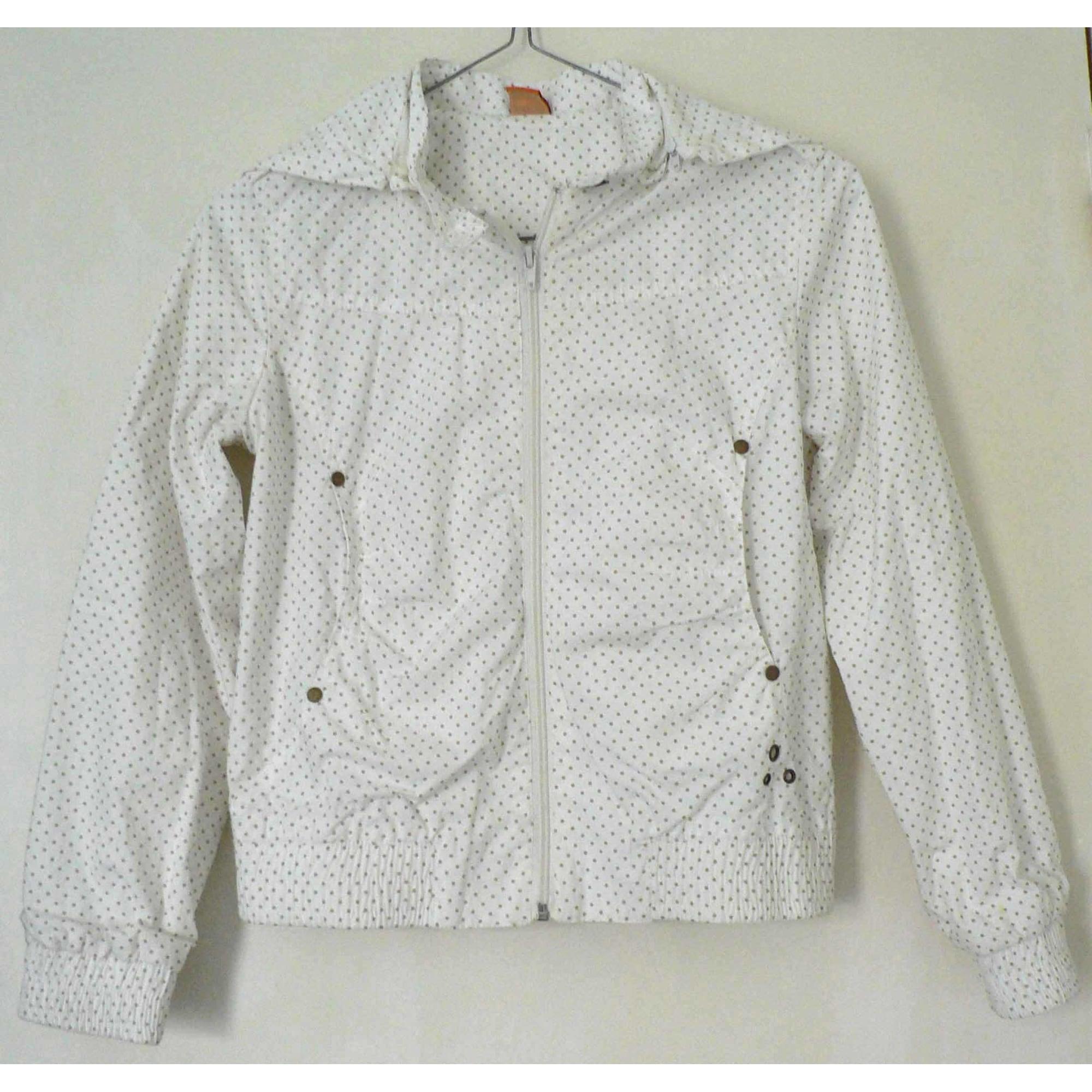 Veste MAYORAL Blanc, blanc cassé, écru
