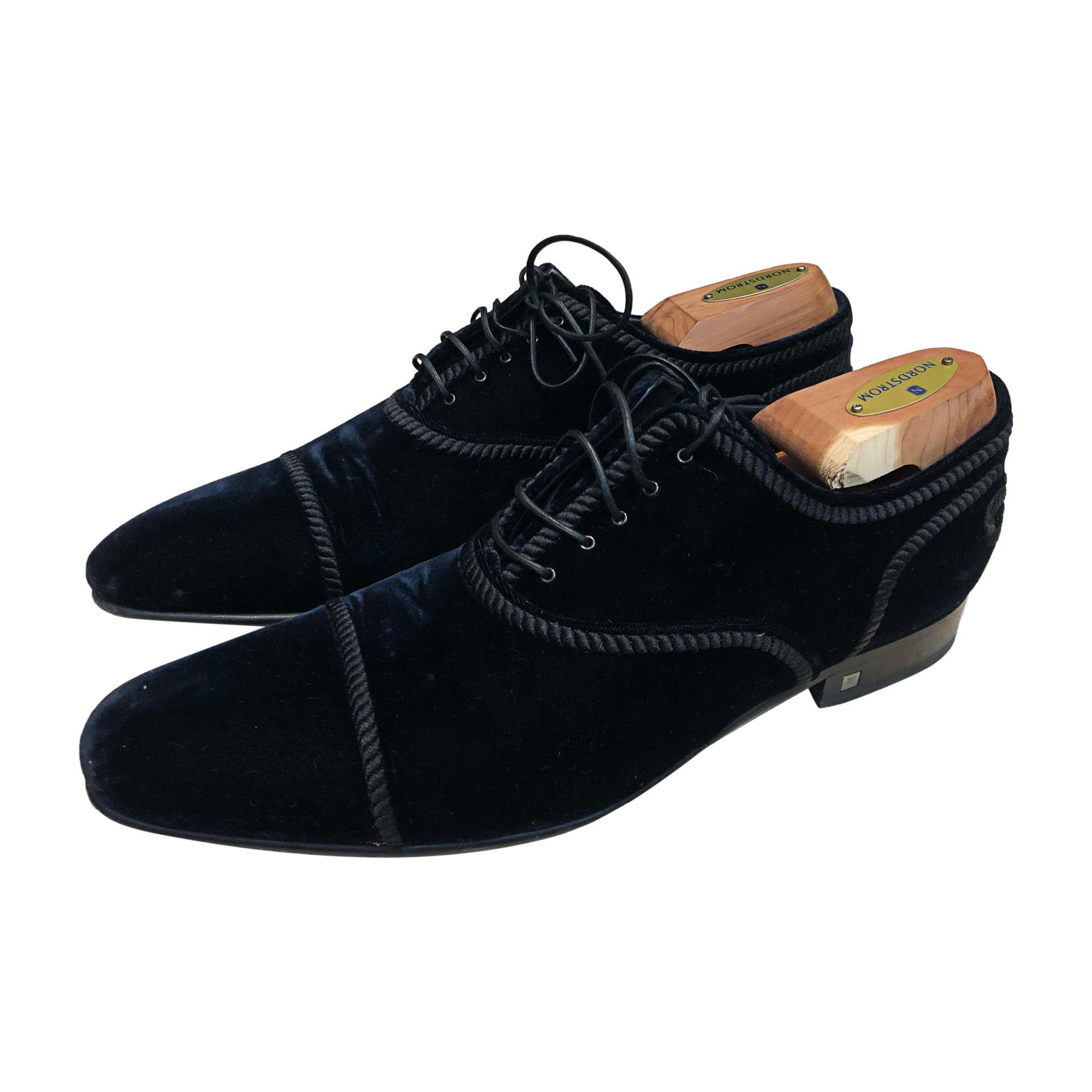 Chaussures à lacets LOUIS VUITTON Archlight Marron