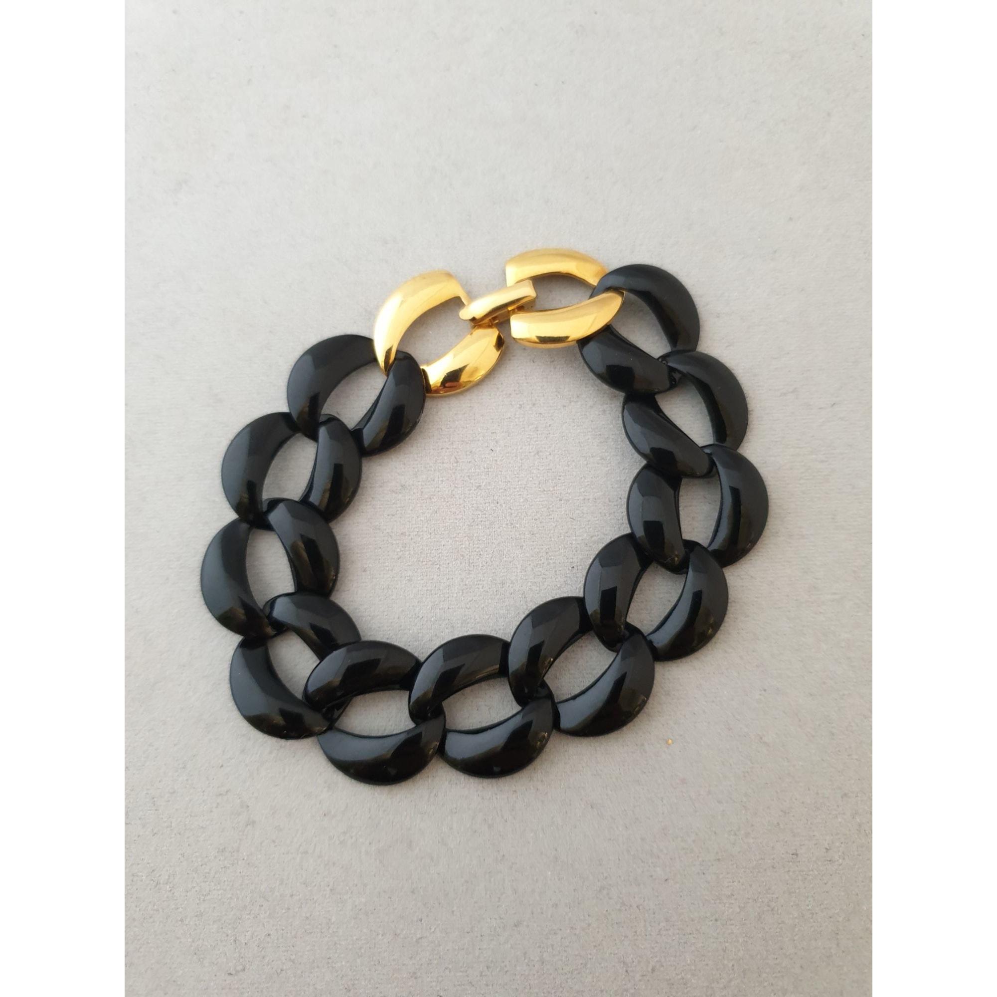 Bracelet NAPIER métal noir