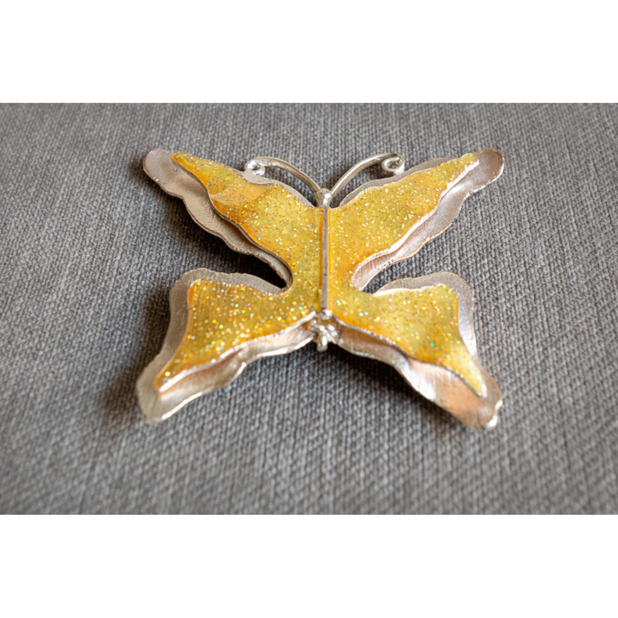 Broche DOLCE VITA Doré, bronze, cuivre