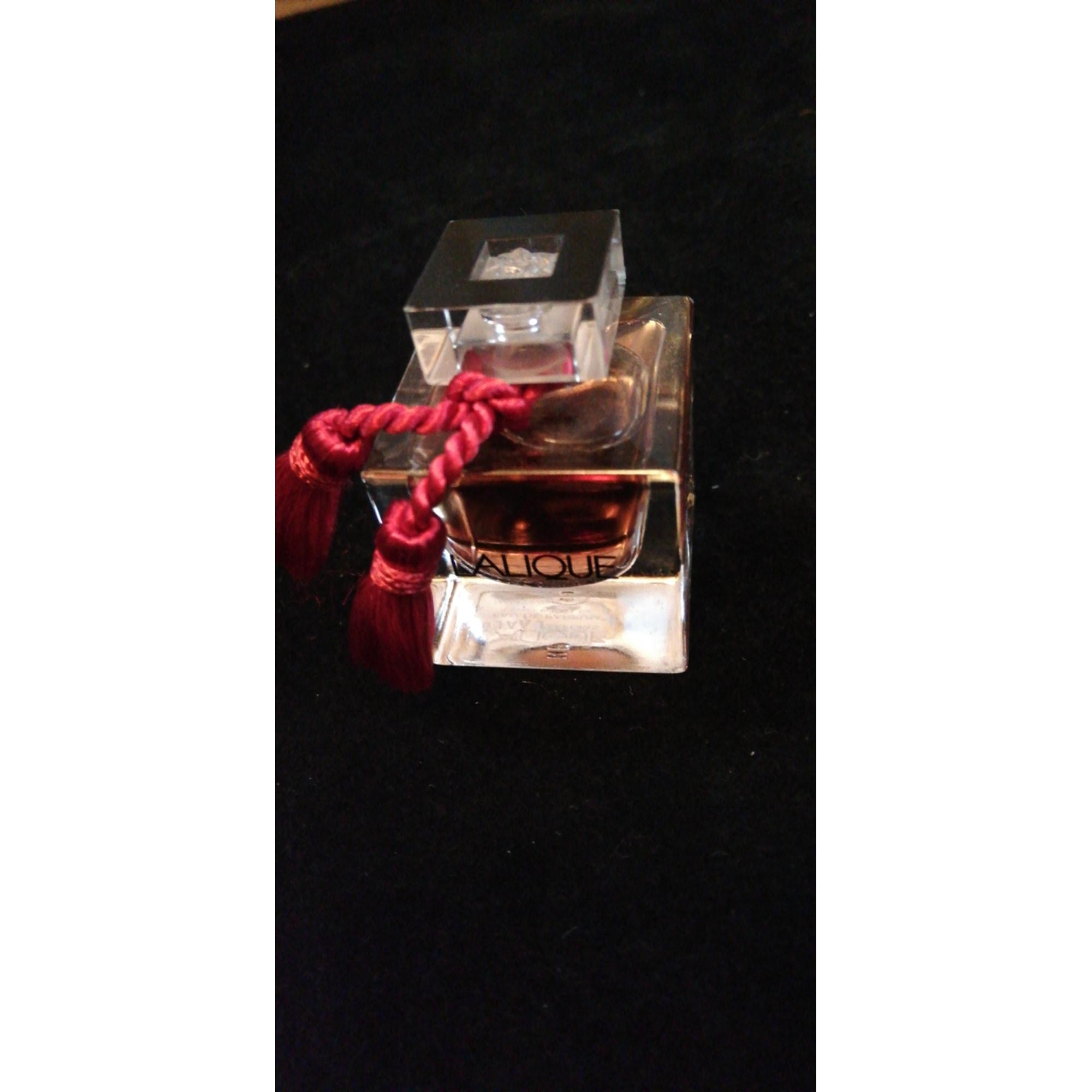 Miniature parfum LALIQUE