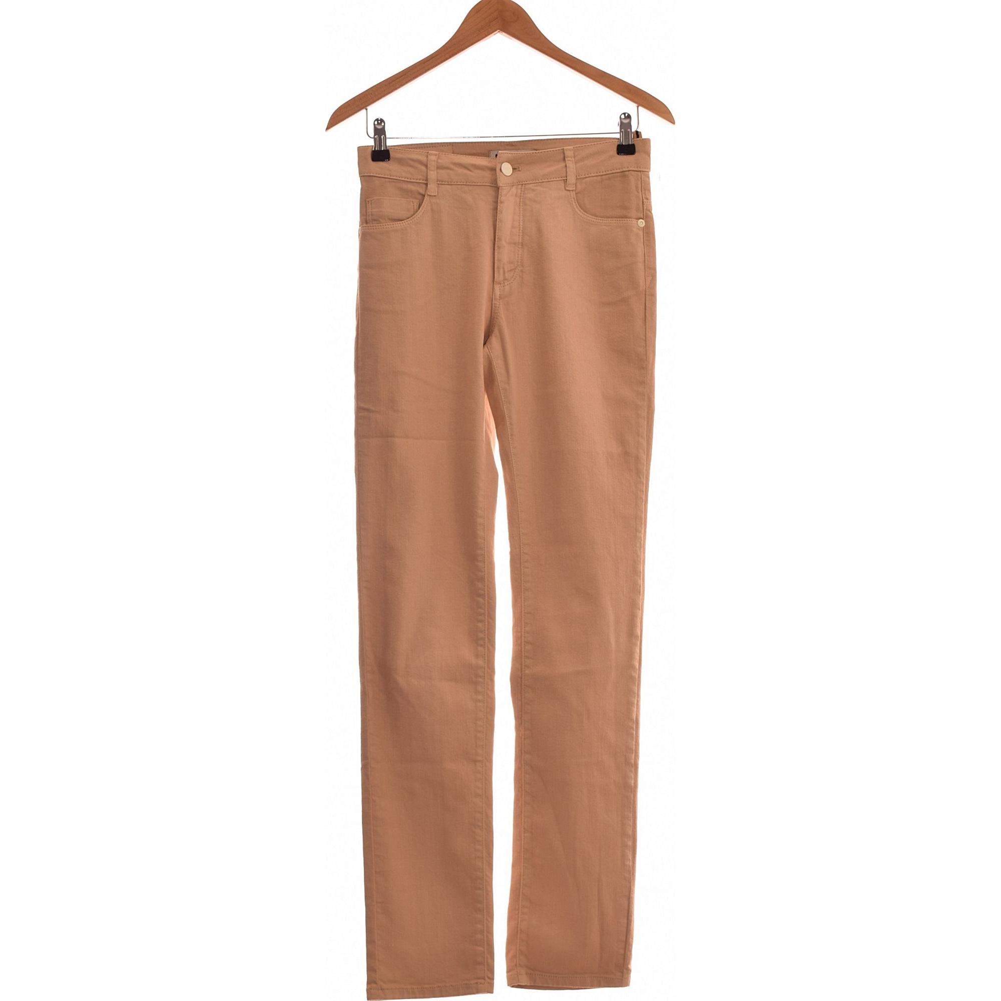 Jeans slim NEW MAN Marron