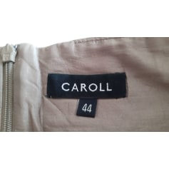 Jupe courte Caroll  pas cher