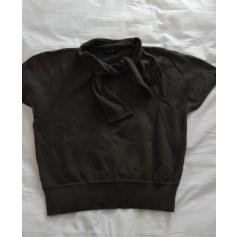 Top, tee-shirt Longchamp  pas cher