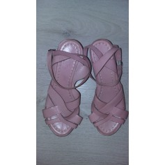 Sandales compensées Balle Pagès  pas cher