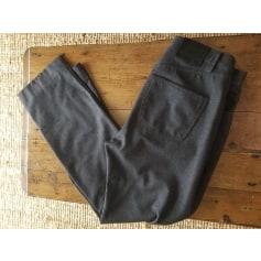 Straight Leg Pants Arrow