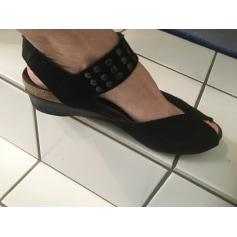 Sandales compensées Ikks  pas cher