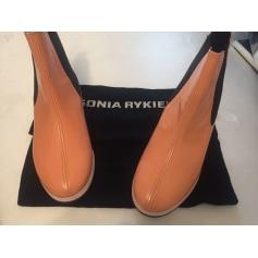 Flat Ankle Boots Sonia Rykiel