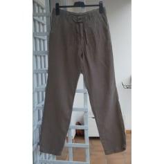 Pantalon large Hartford  pas cher