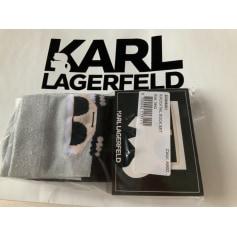 Calf-high Socks Karl Lagerfeld