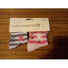 Chaussettes  Lulu Castagnette  pas cher