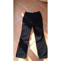 Pantalon droit New Man  pas cher
