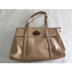Sac à main en cuir David Jones  pas cher