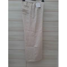 Pantalon large El Corte Inglés  pas cher