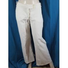 Pantalon droit Naf Naf  pas cher