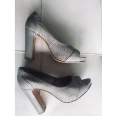 Sandales à talons Janet & Janet  pas cher