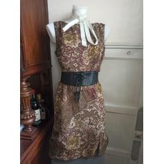 Robe courte Vintage  pas cher