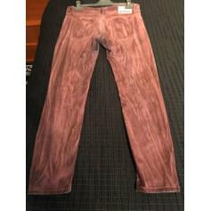Jeans slim Rich & Royal  pas cher