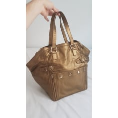 Ledertasche groß Yves Saint Laurent