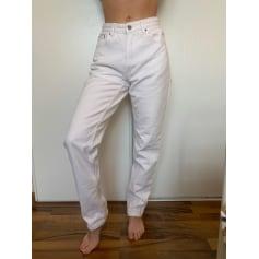 Pantalon droit Thomas Burberry  pas cher