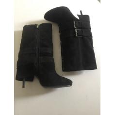 Bottines & low boots à talons Balmain  pas cher