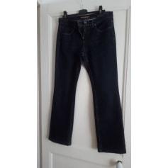 Jeans droit Marks & Spencer Autograph  pas cher
