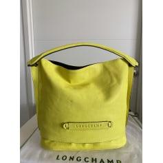 Ledertasche groß Longchamp 3D