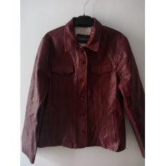 Veste en cuir Leather Millenium  pas cher