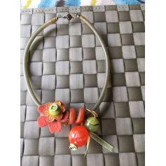Collier artisanal  pas cher