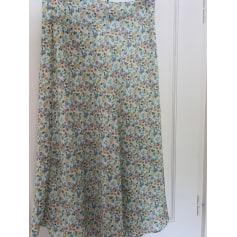 Jupe longue Zara  pas cher