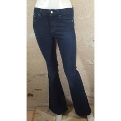 Jeans évasé, boot-cut Marlboro Classics  pas cher
