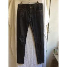 Jeans droit Saint Laurent  pas cher