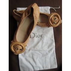 Ballerines Dior  pas cher