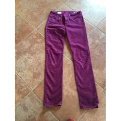 Pantalon droit 1969  pas cher