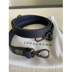 Sac en bandoulière en cuir Longchamp 3D pas cher