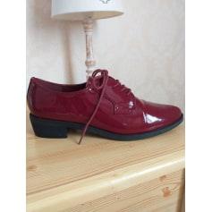 Chaussures à lacets  Promod  pas cher