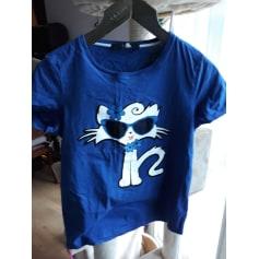 Top, tee-shirt Karl Lagerfeld  pas cher