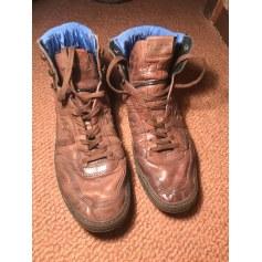 Chaussures à lacets Premiata  pas cher