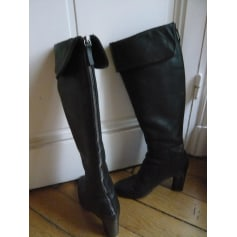 High Heel Boots Parallèle