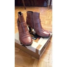 Bottines & low boots à talons La Bottine Souriante  pas cher