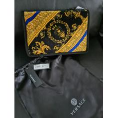 Sac pochette en tissu Versace  pas cher