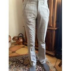 Pantalon slim Carnet De Vol  pas cher