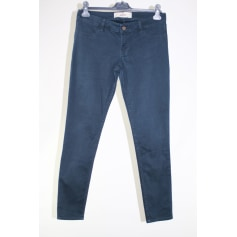 Jeans slim Hollister  pas cher