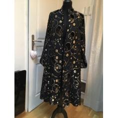 Manteau Manteau de soirée Noir et or T.36  pas cher