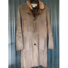 Manteau en fourrure Dior  pas cher