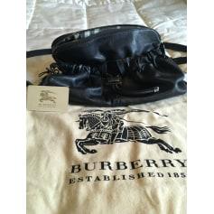 Sac en bandoulière en cuir Burberry  pas cher
